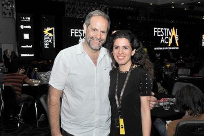 Eduardo Novión y Ximena Romero