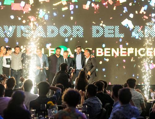 Polla Chilena de Beneficencia es el Avisador del Año del Festival ACHAP 2018