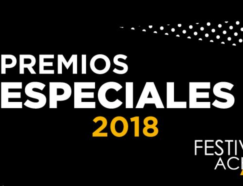 ¡Conoce a los ganadores de los Premios Especiales del Festival ACHAP 2018!