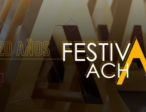 Históricas figuras del Festival ACHAP repasan los 20 años del certamen